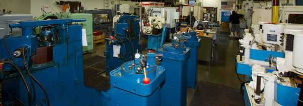 Gear Technology Equipment: GEAR SHAPER MACHINES